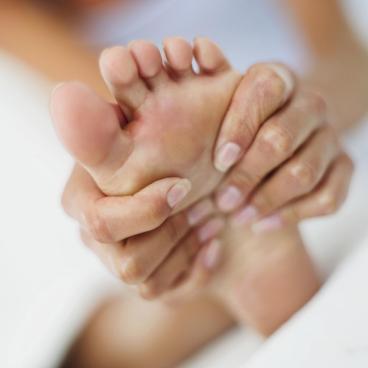Sore feet
