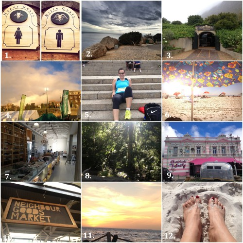 12 days in cape town