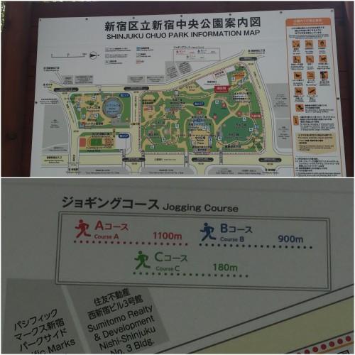 Jogging courses