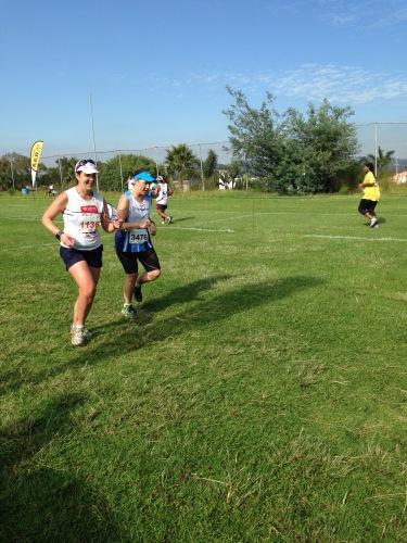 Sarens half marathon Tanya Kovarsky