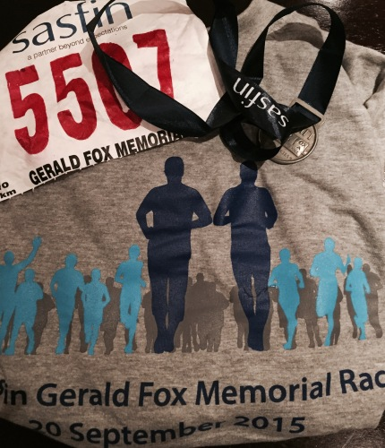 Sasfin Gerald Fox medal