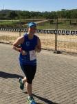 Kaapsehoop half marathon Finish