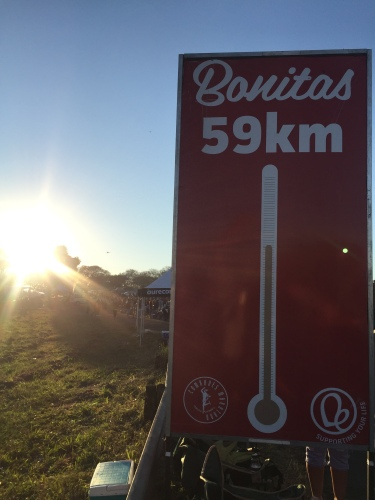 Cato Ridge Comrades marathon down run 59km mark