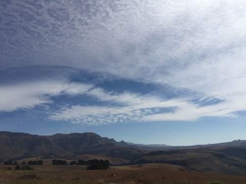 Drakensberg views