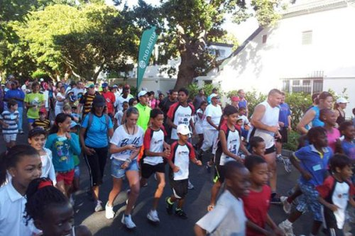 Two Oceans 2013 fun run